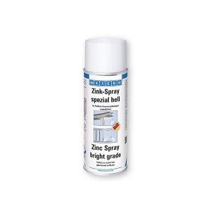 اسپری آبکاری سرد براق زینک (روی) WEICON Zinc Spray Bright Grade