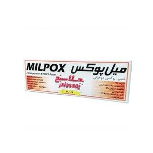 خمیر دوقلو میلپوکس مدل سریع خشک جلاسنج Milpox