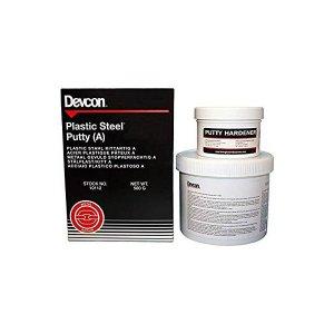 اپوکسی پلاستیک استیل دوکن Devcon Plastic-Steel Putty A