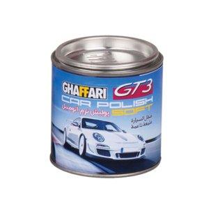 پولیش خودرو غفاری مدل GT3 مقدار ۲۰۰ گرمی