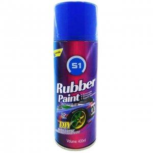 اسپری رنگ پلاستیک مات رینگ و بدنه رابر Rubber Paint
