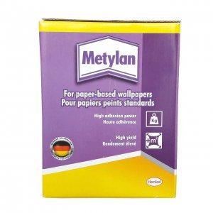 چسب کاغذ دیواری متیلان مدل هنکل مقدار ۹۰۰ گرم