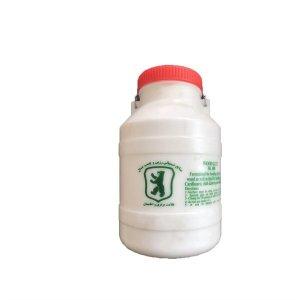 چسب چوب صنایع شیمیایی رزین و چوب شمال کد ۶۰۰ وزن ۴ کیلوگرم