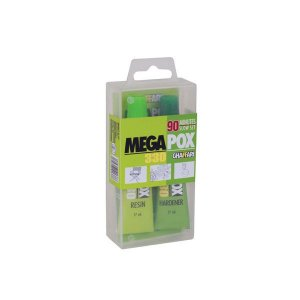 چسب دو قلوی صنعتی ۳۳۰ کیلوگرمی مگاپوکس MegaPox