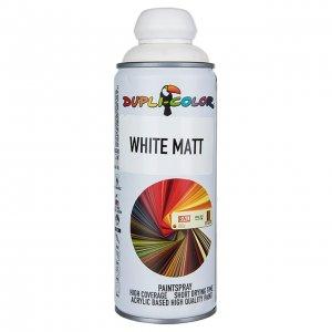 اسپری رنگ سفید مات دوپلی کالر حجم ۴۰۰ میلی لیتر