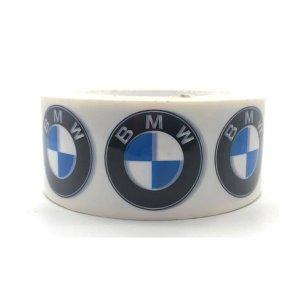 چسب نواری چاپدار ۹۰ یارد آلمانی BMW