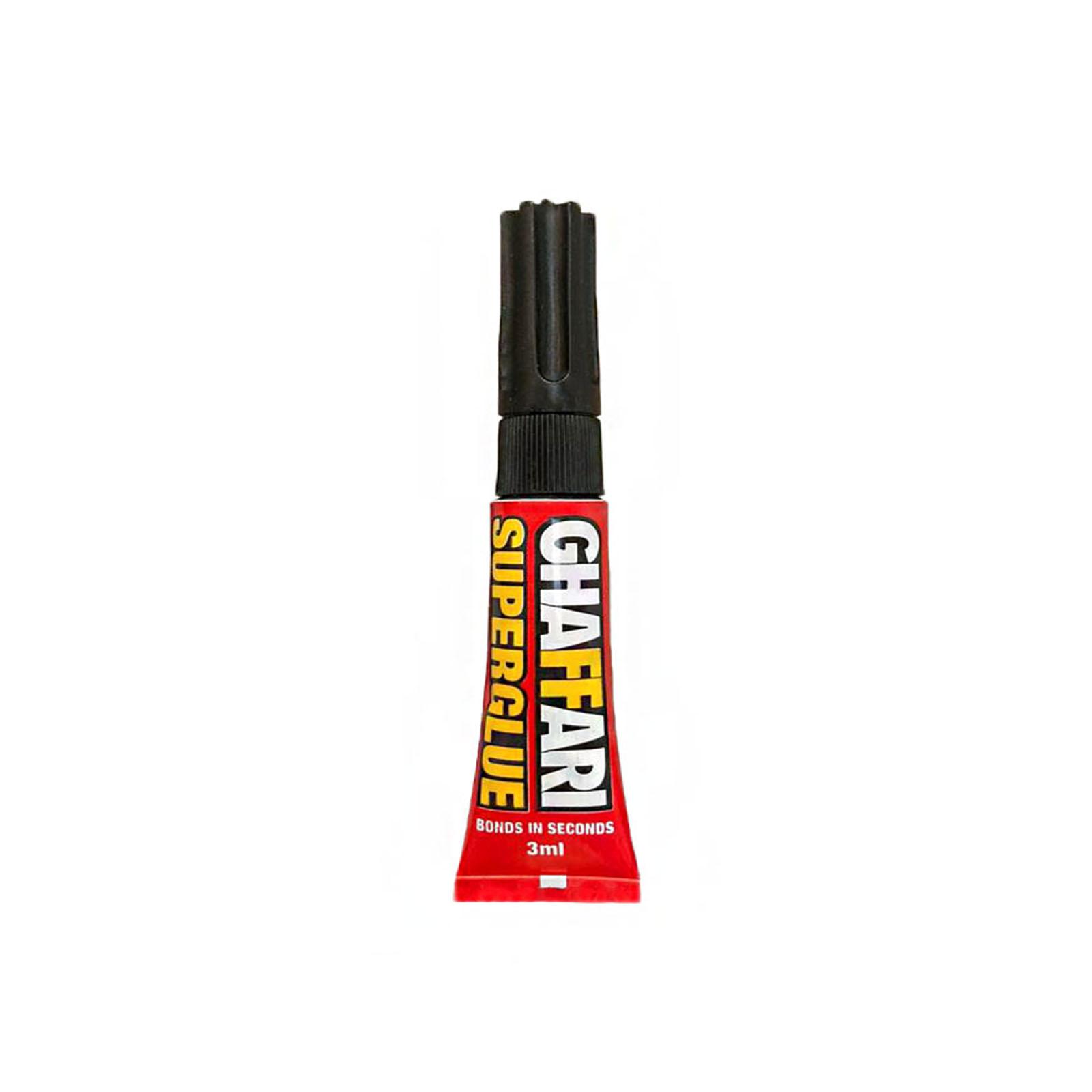 چسب قطره ای غفاری مدل super glue حجم ۳ میلی لیتر