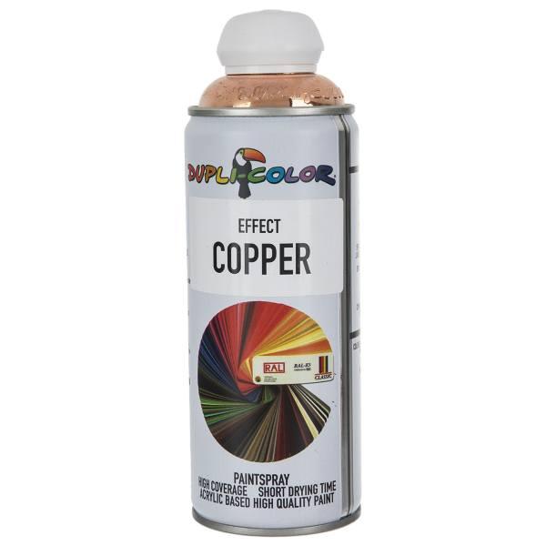 اسپری رنگ مسی دوپلی کالر مدل EFFECT حجم ۴۰۰ میلی لیتر