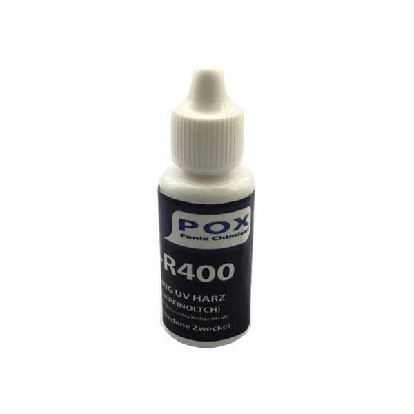 رزین شفاف یو وی UV