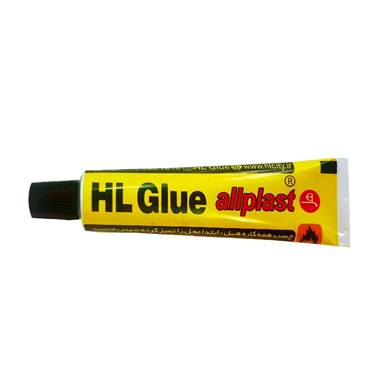 چسب همه کاره هل حجم ۱۵ گرم Hel Glue allplast
